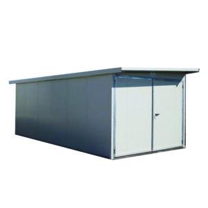 box garage coibentato