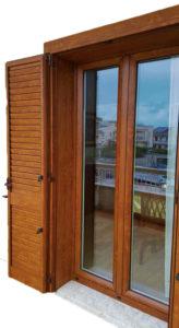 finestre infissi persiane in legno allumino a Matera