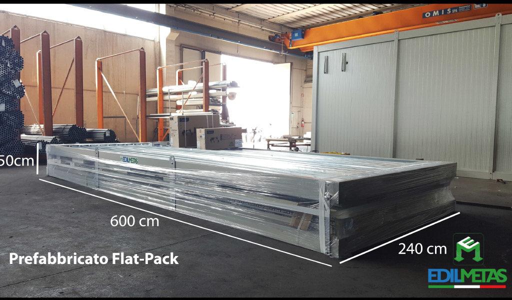 monoblocco container prefabbricato flatpack