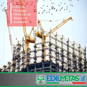 macchine ed attrezzature per edilizia, produttore italiano di ponteggio a marchio EM