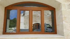 porte in pvs effetto legno
