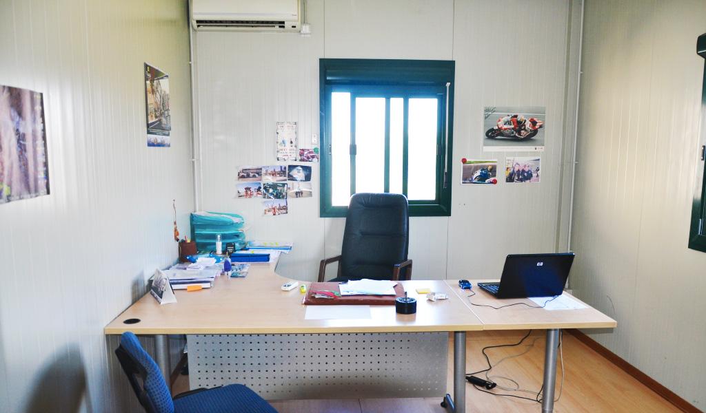ufficio prefabbricato