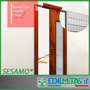 pocket door counter frame manufacturer