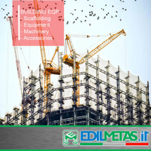 Scaffolding and building equipment