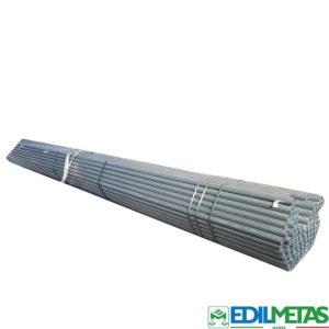 tubo per ponteggio certificato da 48 zincato e verniciato