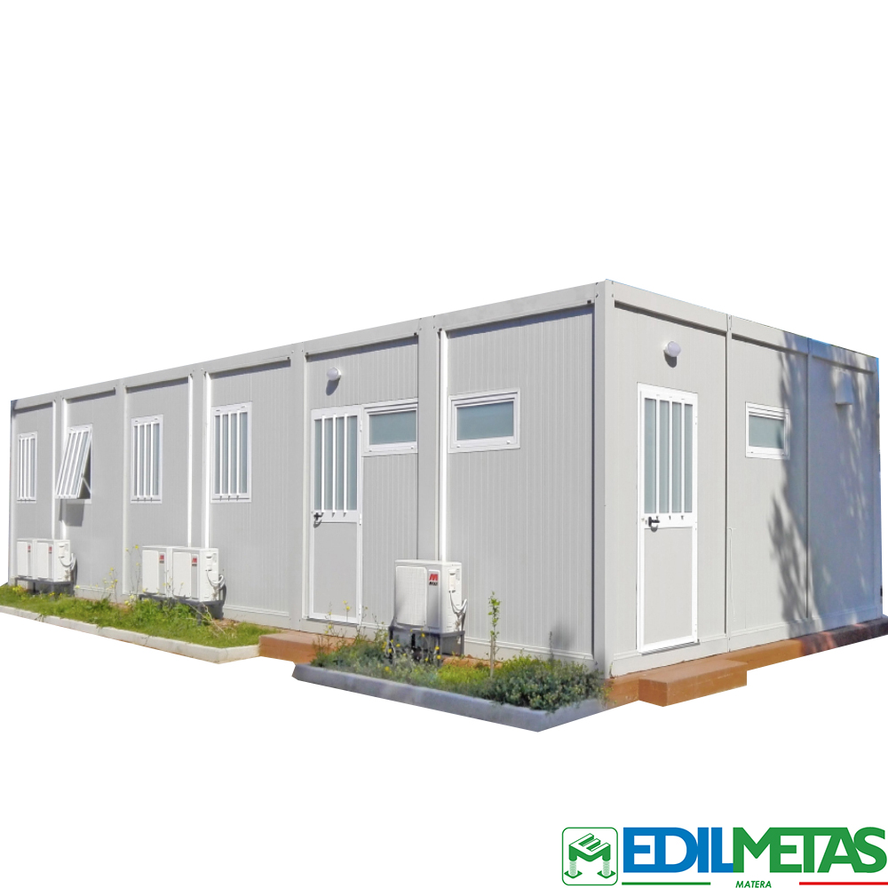 Portable modular offices offsite construction and on site accommodation for workers