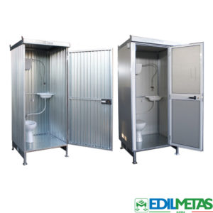 portable on site toilet for hire